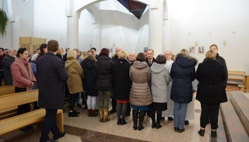 Niedziela 14.02.2021 Zakończenie IV Tygodnia Małżeństwa w Olsztynie 2021